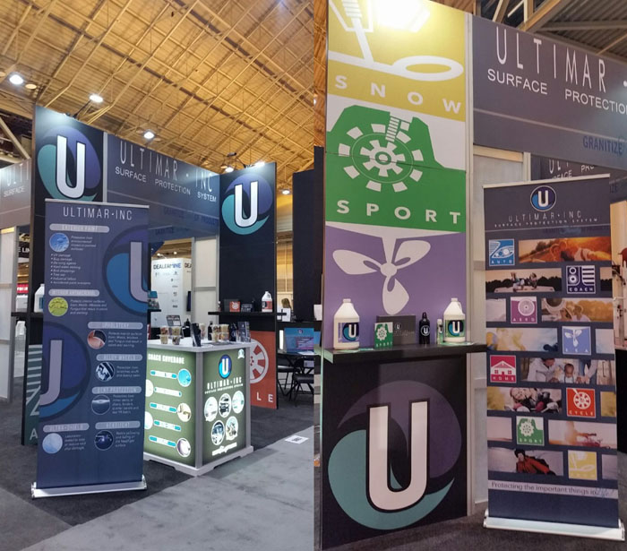 Ultimar's Booth Debut at NADA 2017
