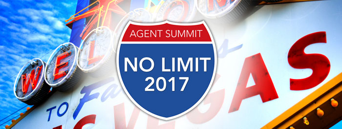 We're a Premier Sponsor at the 2017 Agent Summit