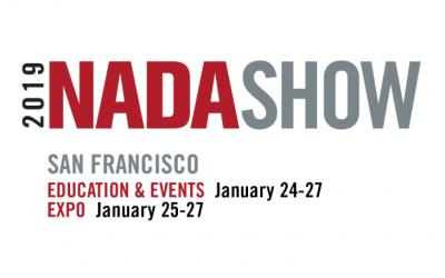 Visit Us at the NADA Show 2019