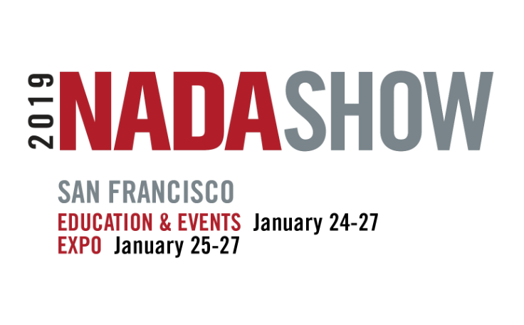 Visit Us at the NADA Show 2019